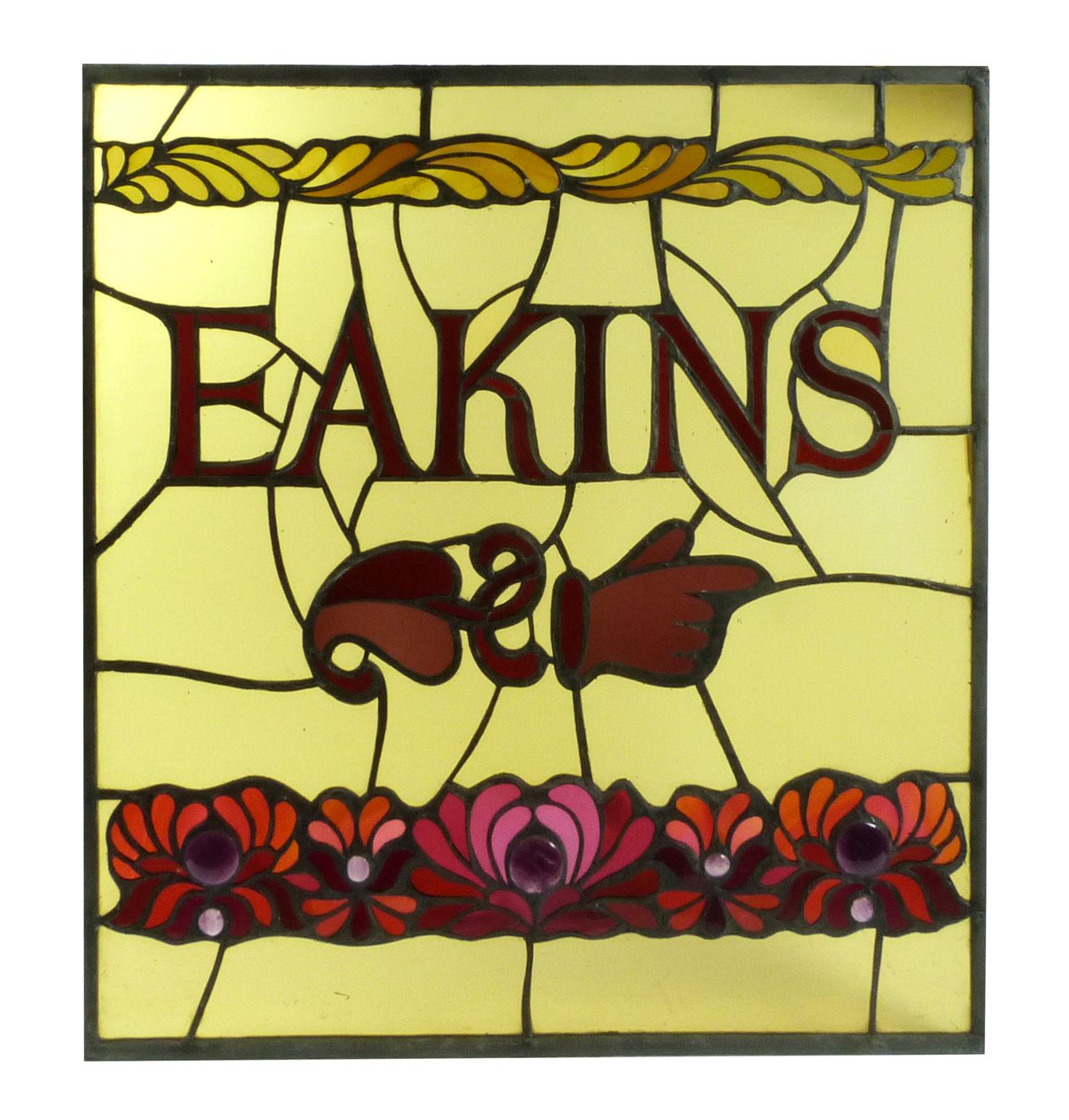 Eakins Press Stained Glass